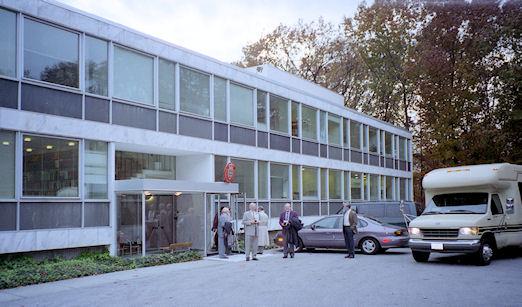 amerikanske ambassade i danmark